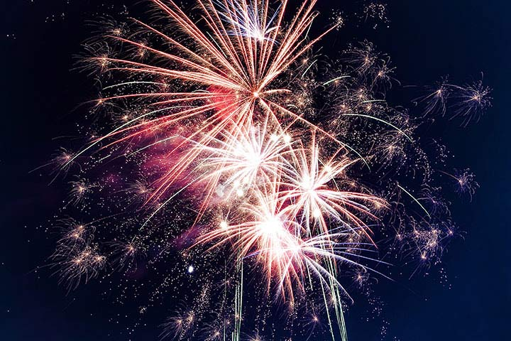 New Year's Eve Dinner at Davy's and Firework Cruise on the Moon Clipper
