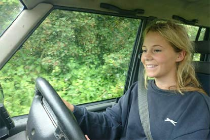 Junior 4X4 Off Junior Off Road Driving Experience