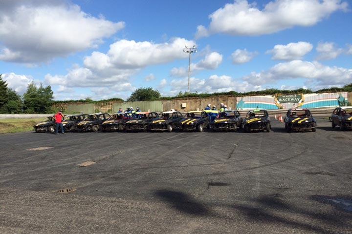 Extreme Dodgems Stockcar Racing