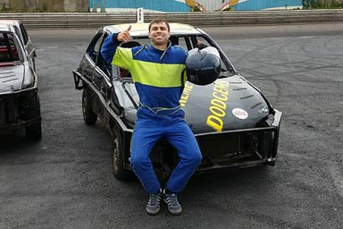 Extreme Dodgems Stockcar Racing Thumb