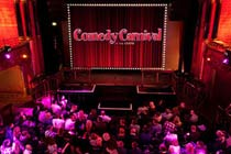 Comedy Night Tickets for Two Thumb