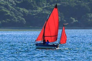 Family Sailing Expedition on Bala Lake Thumb