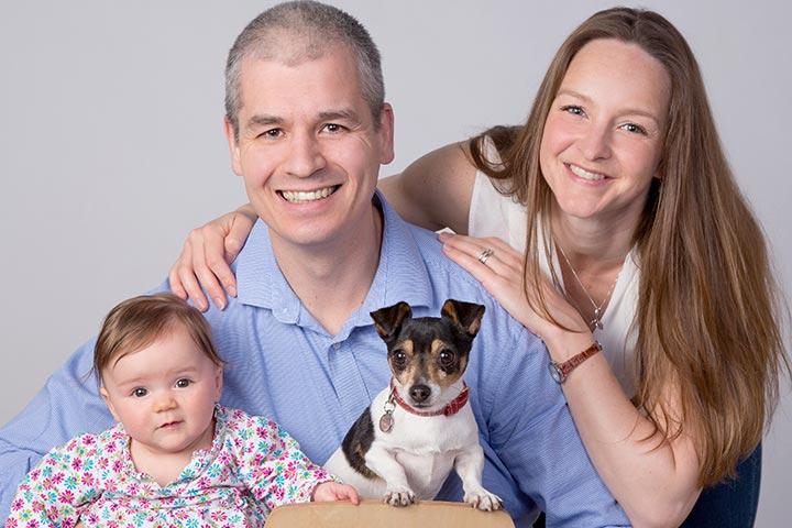 Family Portrait Photoshoot