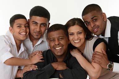 Family Portrait Photoshoot Thumb