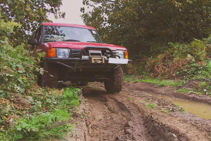 90 Minute One on One 4x4 Experience
