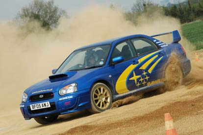 Half Day Rally Driving Session