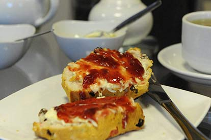 The Retreat Luxury Treatment and Cream Tea for Two