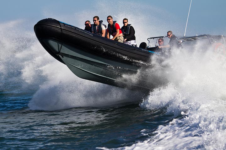 RIB Powerboat Thrill