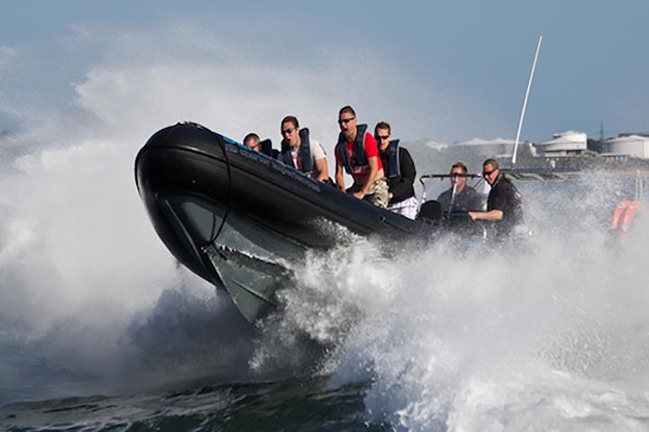 RIB Powerboat Thrill