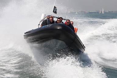 RIB Powerboat Thrill Thumb