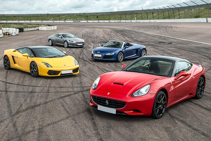 Supercar Drive Choice