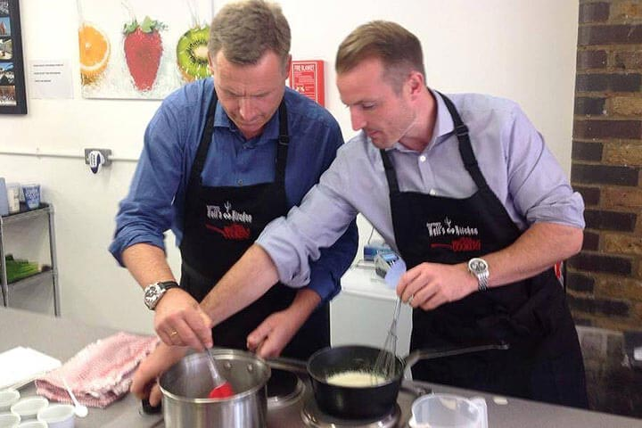 Hands-on Cookery Lesson for Two