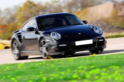 Porsche Thrill