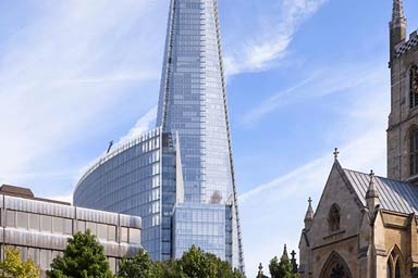 The View from the Shard with Afternoon Tea for Two Thumb
