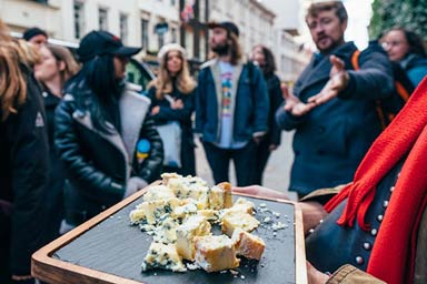 Cheese Crawl for Two Thumb