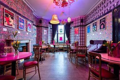 Overnight Stay in Brighton at Hotel Pelirocco Thumb