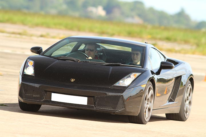 Junior Supercar Passenger Ride