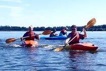 Half Day Kayak or Canoe Experience