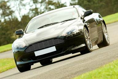 Aston Martin Drive & Ariel Atom Ride Thumb