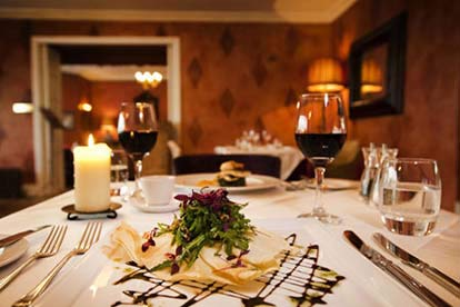 Charlton House Signature Spa Day with Two Course Lunch