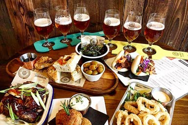 Beer and Food Pairing Experience For Two Thumb