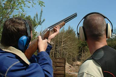 Click to view details and reviews for Clay Pigeon Shooting With Seasonal Refreshments.