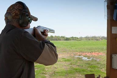 Clay Pigeon Shooting with Seasonal Refreshments Thumb