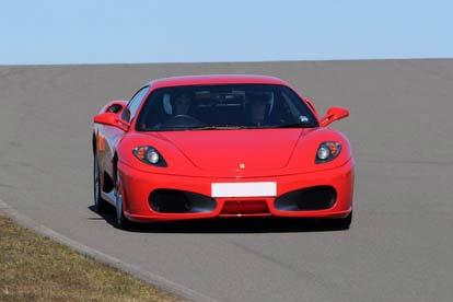 Ferrari Thrill