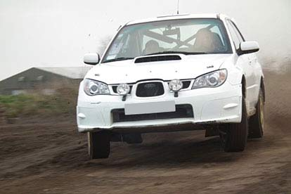 20 Lap Rally Experience