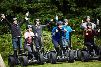 Segway Rally Adventure for Two Thumb