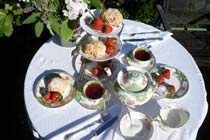 Afternoon Tea and Tastings of Sedlescombe Vineyard for Two