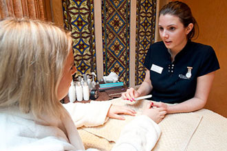 Deluxe Spa Day with a Choice of Treatments for Two