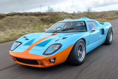 Ford GT40 Drive | Activity Superstore