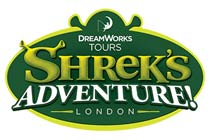 Click to view details and reviews for Entrance To Shreks Adventure And A Two Course Meal For Two At Azzuro.