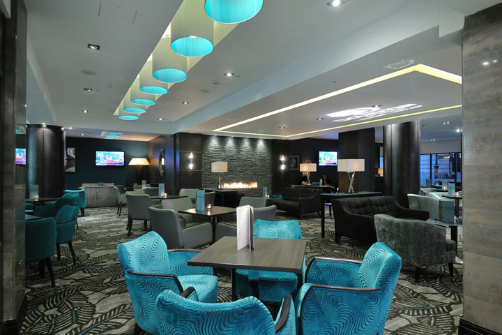 Afternoon Tea with Bubbly for Two at the Hilton London West End