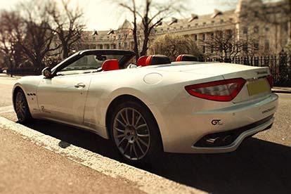 60 Minute London Maserati Drive