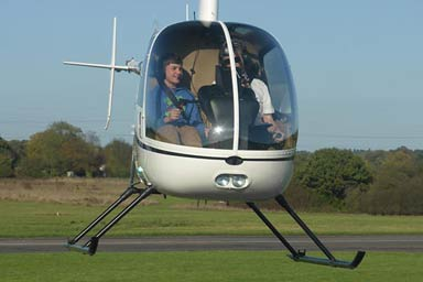 1-to-1 Helicopter Flying Lesson Thumb