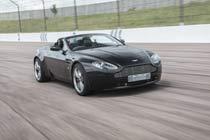 Aston Martin Passenger Ride Thumb