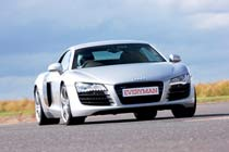 Audi R8 Passenger Ride