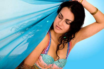 Belly Dancing Session for Two