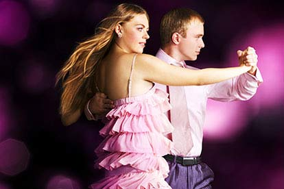 Introductory Dance Class for Two
