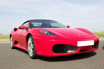 Ferrari Passenger Ride