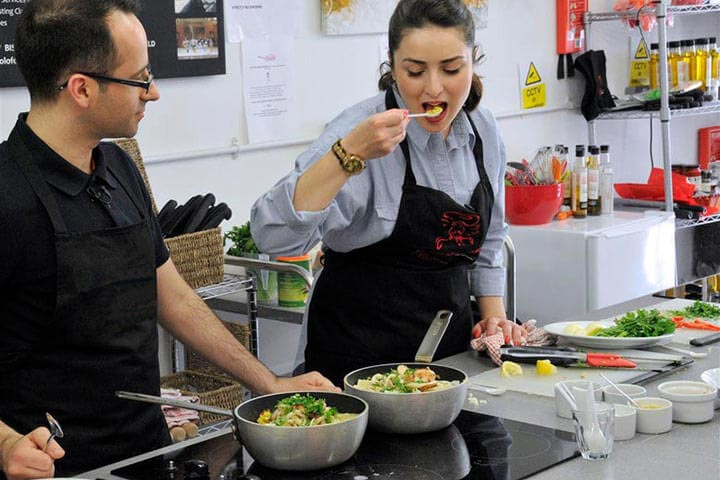Hands-on Cookery Class