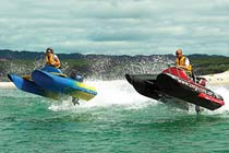 Jet Ski or Zego Thrill