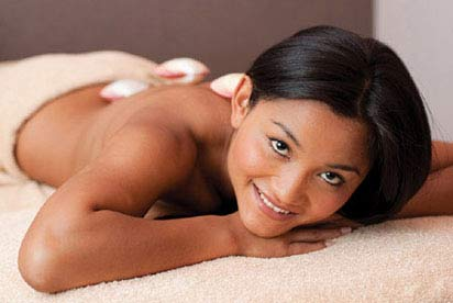 Lava Luscious Spa Day with Three Treatments