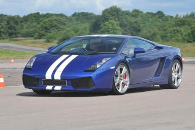Supercar Drive for Two