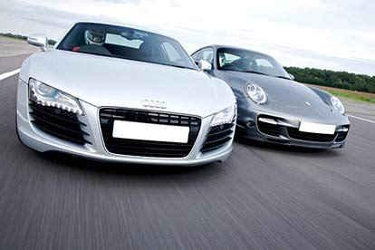 Supercar Double Thrill