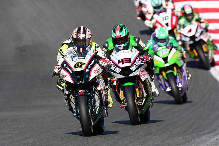 British Superbike Race Day Ticket