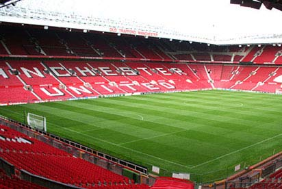 Tour of Old Trafford for One Adult & One Child