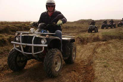 Quad Biking - 30 Minutes
